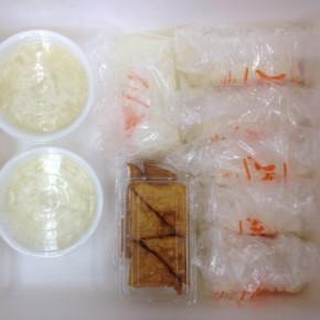 7/22(fri)本日の仕入れです。  浦添市 佐久川豆腐(九州産一等大豆ふくゆたか使用)の島豆腐・ゆし豆腐・揚げ豆腐が入荷しました!