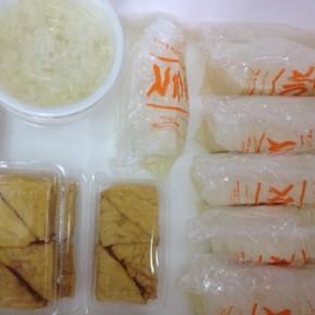 9/29(thu)本日の仕入れです。  浦添市 佐久川豆腐(九州産一等大豆ふくゆたか使用)の島豆腐・ゆし豆腐・厚揚げ豆腐、が入荷しました!
