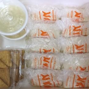 12/1(thu)本日の仕入れです。  浦添市 佐久川豆腐(九州産一等大豆ふくゆたか使用)の島豆腐・ゆし豆腐・厚揚げ豆腐、が入荷しました!