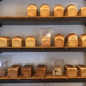 毎週金曜日は甘食米菓さんの食パンが入荷します!本日3/9(fri)は13時半ごろ到着予定!!
