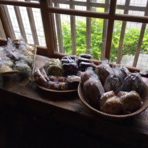 本日6/18(tue)11時半頃、南城市からマテパンさんのパンが入荷します!