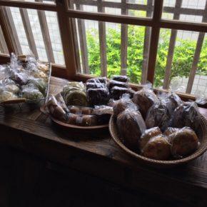 本日7/2(tue)11時半頃、南城市からマテパンさんのパンが入荷します!