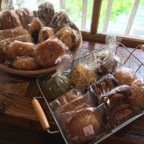 南城市マテパンさんのパンが入荷しました! 来週からはシュトーレンの販売を開始予定です。(限定15個) ご予約は店頭で。