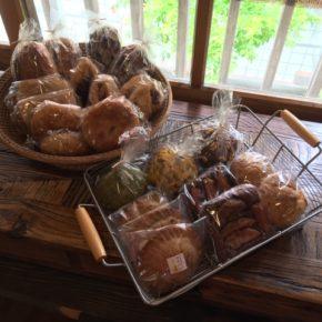 南城市マテパンさんのパンは13時頃の到着予定です! 年内でパン作りは一旦やめられてしまうので、今回が最後の入荷となります。 是非、お見逃し無く!!