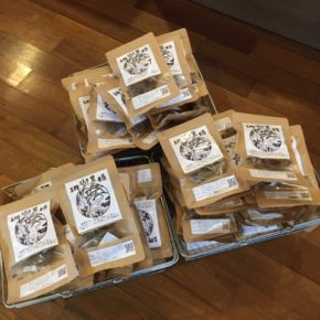 糸満市 農水苑・虹さんの珊瑚黒糖が入荷しました!