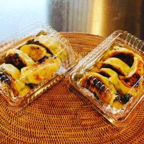毎週木曜日は中華デリ! ハルラボオリジナルのレンコン麺の冷やし中華や、皮から手作りの秋川牧園の鶏ミンチを使った餃子もご用意しています。 ※食材は全てハルラボにあるもので調理しています。